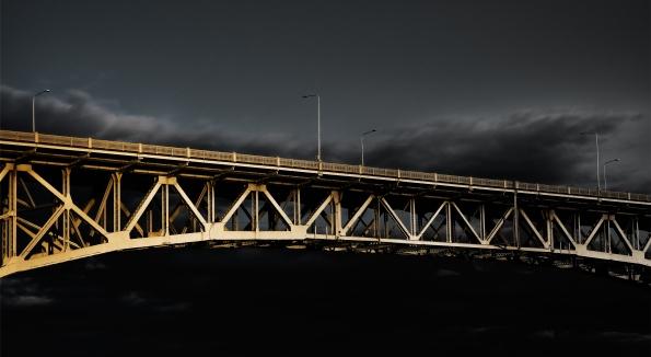 George Washington Bridge - Seattle WA