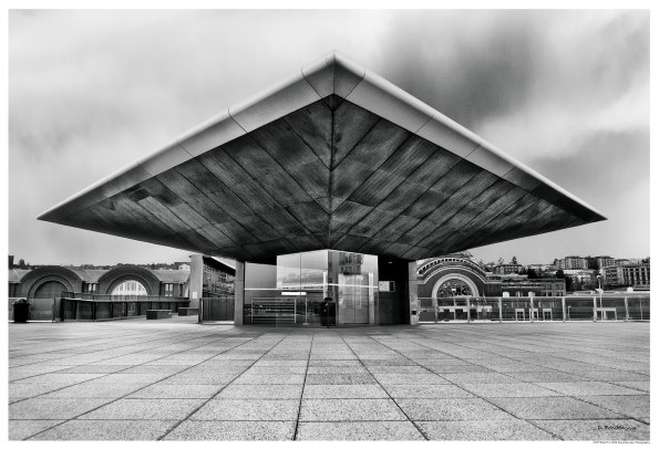 Museum of Glass, Tacoma WA