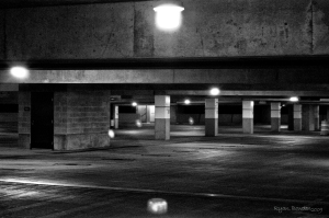 The SeaTac Parking Garage