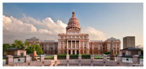 The Texas State Capital, Austin Texas
